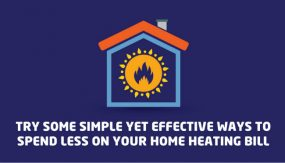 Home Heating Bill