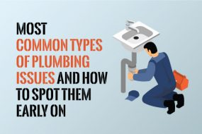 Types of Plumbing Issues