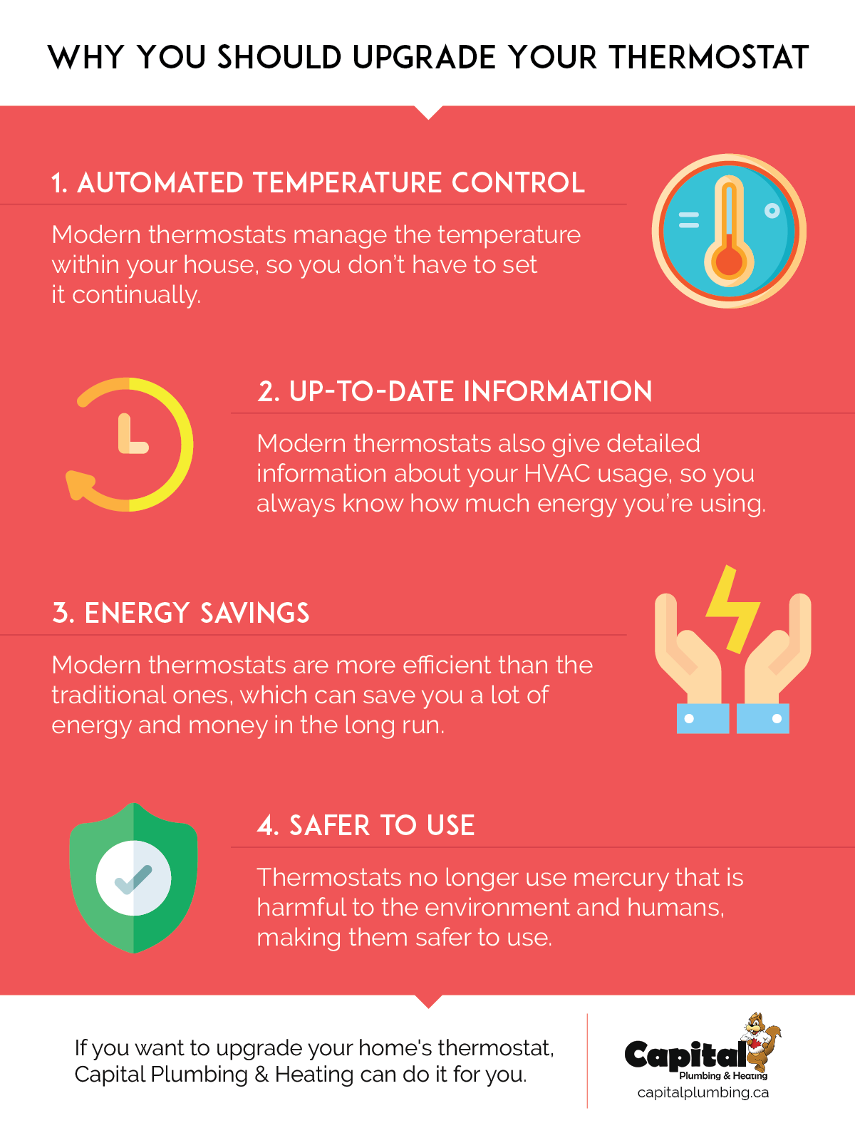 You Should Upgrade Your Thermostat