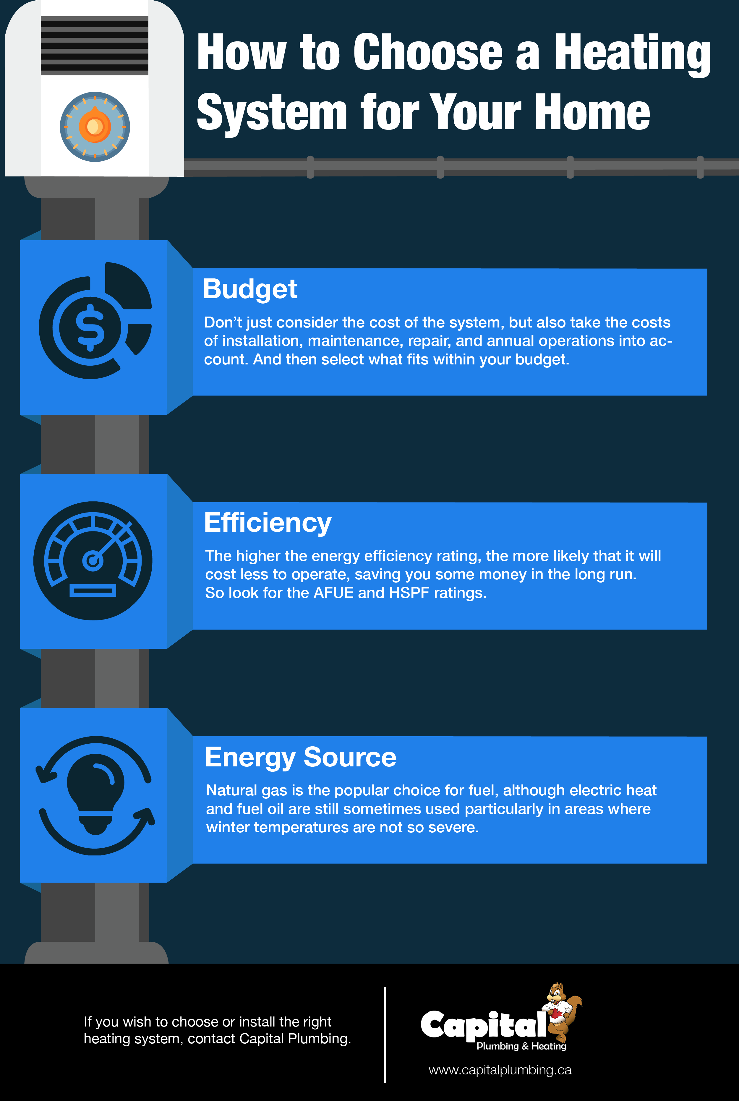 How to Choose a Heating System for Your Home