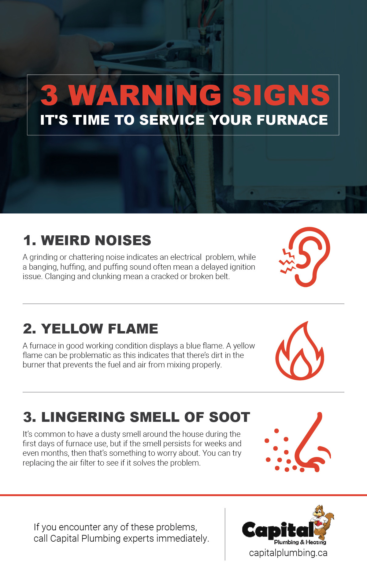 Warning Signs It's Time To Service Your Furnace