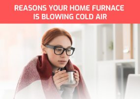 Home Furnace Is Blowing Cold Air