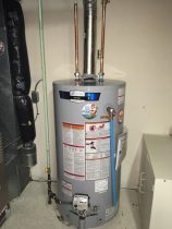 Insulating Your Water Heater