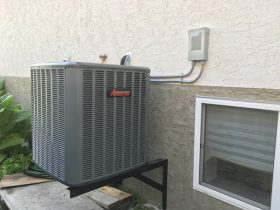 Replace Furnace and Air Conditioner