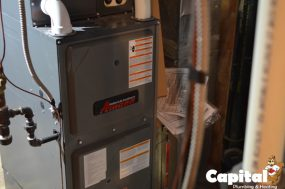 Replace the old Furnace