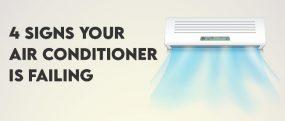 Air Conditioner Is Failing