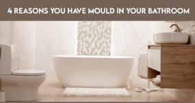 Mould in Your Bathroom